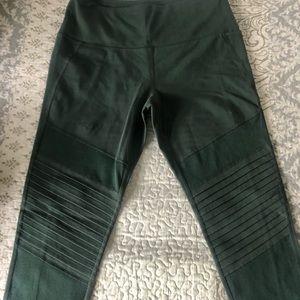 Reebok army green Leggins